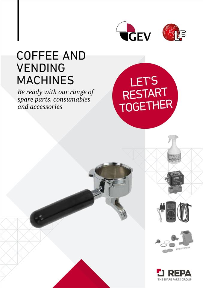 Coffee and Vending Machines 05/2020